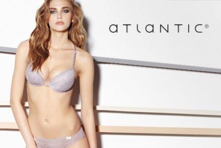 Новая коллекция нижнего белья в фирменном отделе Atlantic cо скидкой 30%! 014343d96d8e3