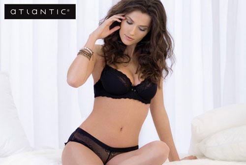Женское нижнее белье в фирменном отделе Atlantic cо скидкой 50% 0e7512414a8