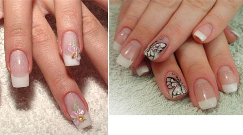 Дизайн ногтей повседневный фото