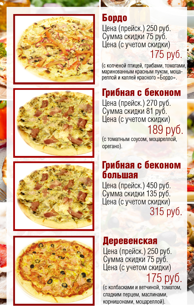 Где в казани заказать пиццу отзывы