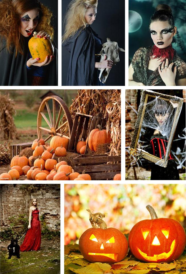 магазин интересен идеи фотосессий на хэллоуин примеры своей странице