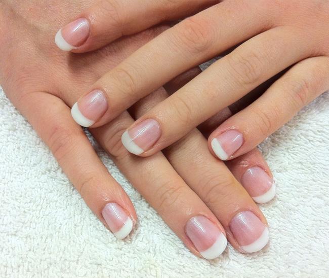 Шлак дизайн ногтей